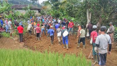 komponen warga desa