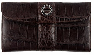 ladies alligator wallet