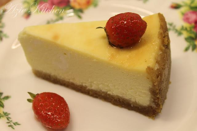 Best Ever Cheesecake