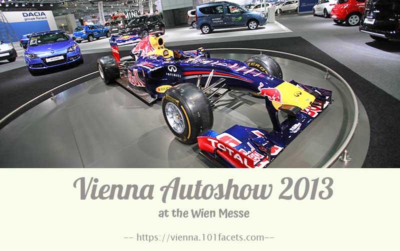 Vienna Auto Show 2013
