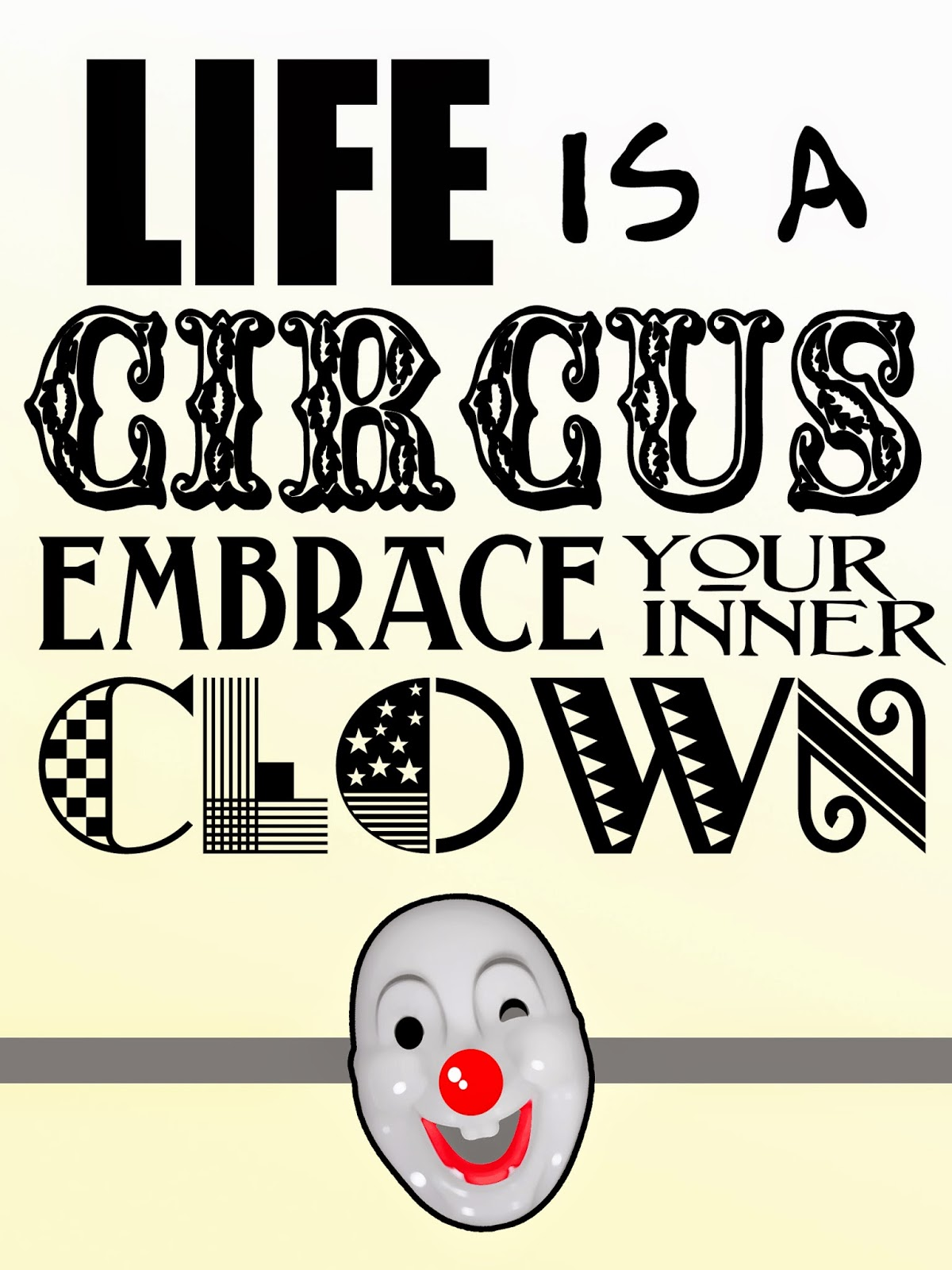 more photos b863d 1c3f5 Russell Payne - Writer's blog: Life is a circus.....