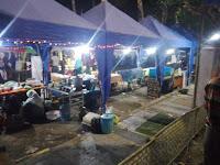 Pasar Rakyat Mandalika Dibuka