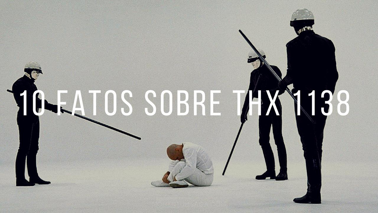 10 coisas que você não sabia sobre THX 1138