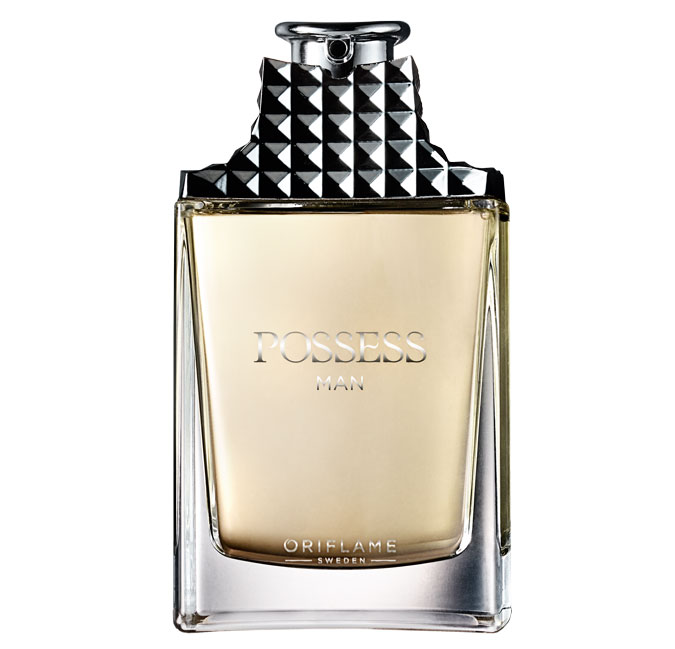 Eau de Toilette Possess Man da Oriflame
