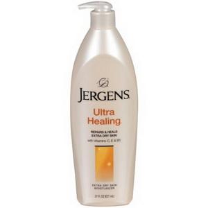 Sữa dưỡng thể dành cho da khô thương hiệu Jergens Ultra Healing của Mỹ