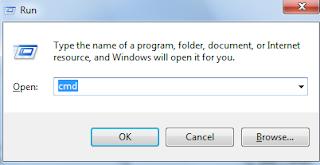cara mempercepat koneksi wifi di hotspot windows 7 dengan cmd