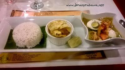 Soto Ambengan Hotel Horison Bandung