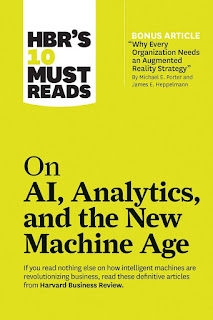 On AI, Analytics, And The New Machine Age PDF