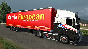 10 UK Transport Company trailer pack