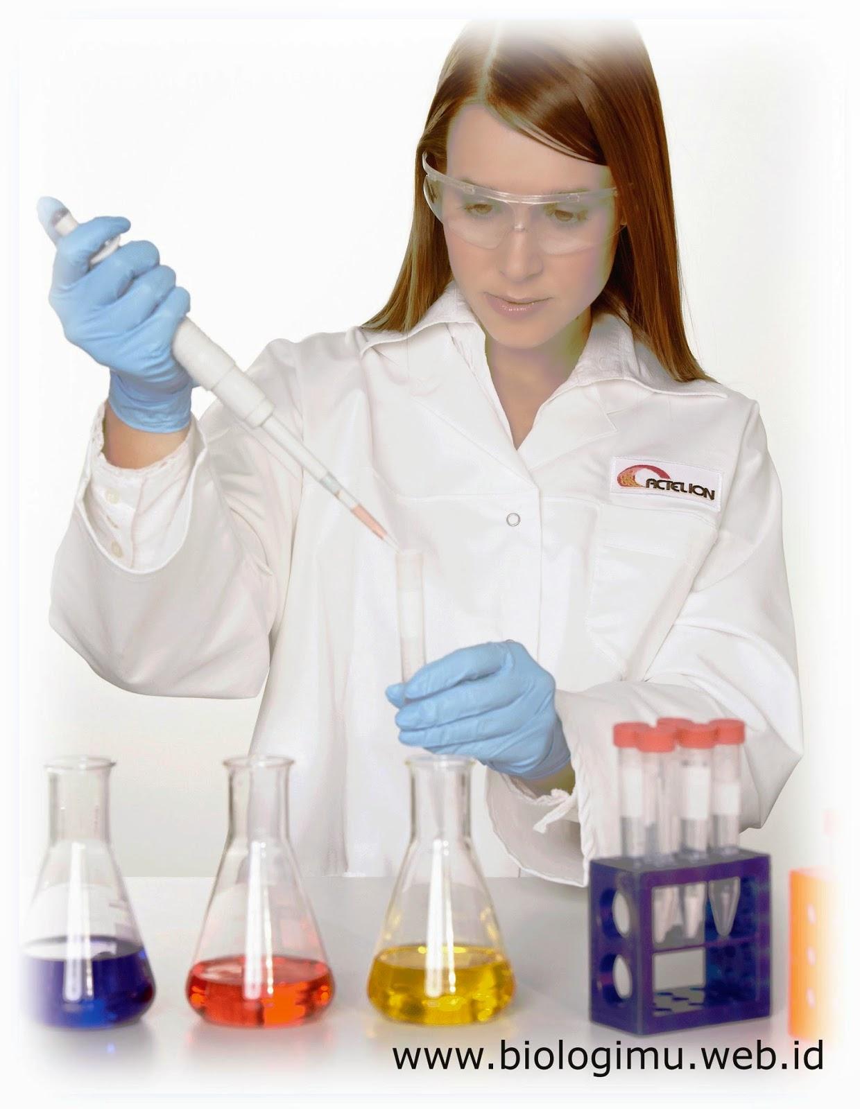 metode ilmiah biologi, contoh, langkah-langkah, pengertian