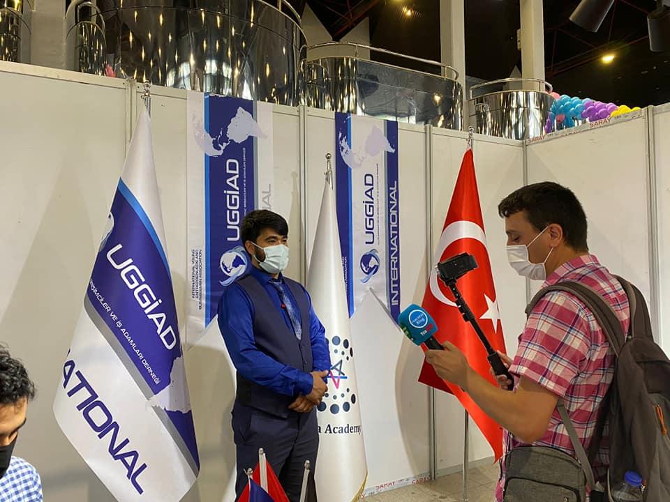 Uluslararası Ticaret, Kültür ve Turizm Festivali Ankara Altınpark Expo Fuar Alanı, UGGİAD Uluslararası Genç Girişimciler ve İş Adamlar Derneği