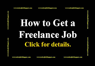 How to Get a Freelance Job-Learn and Earn