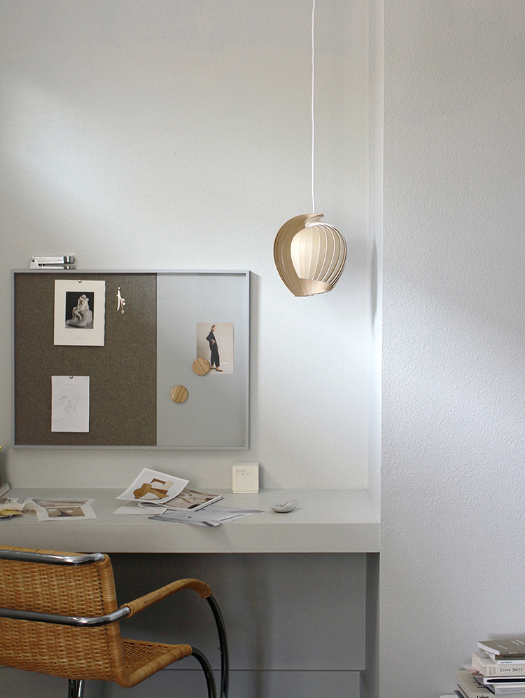 Scandinavian home office inspiration | A Merry Mishap