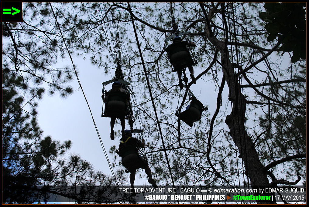 BAGUIO TREE TOP ADVENTURE