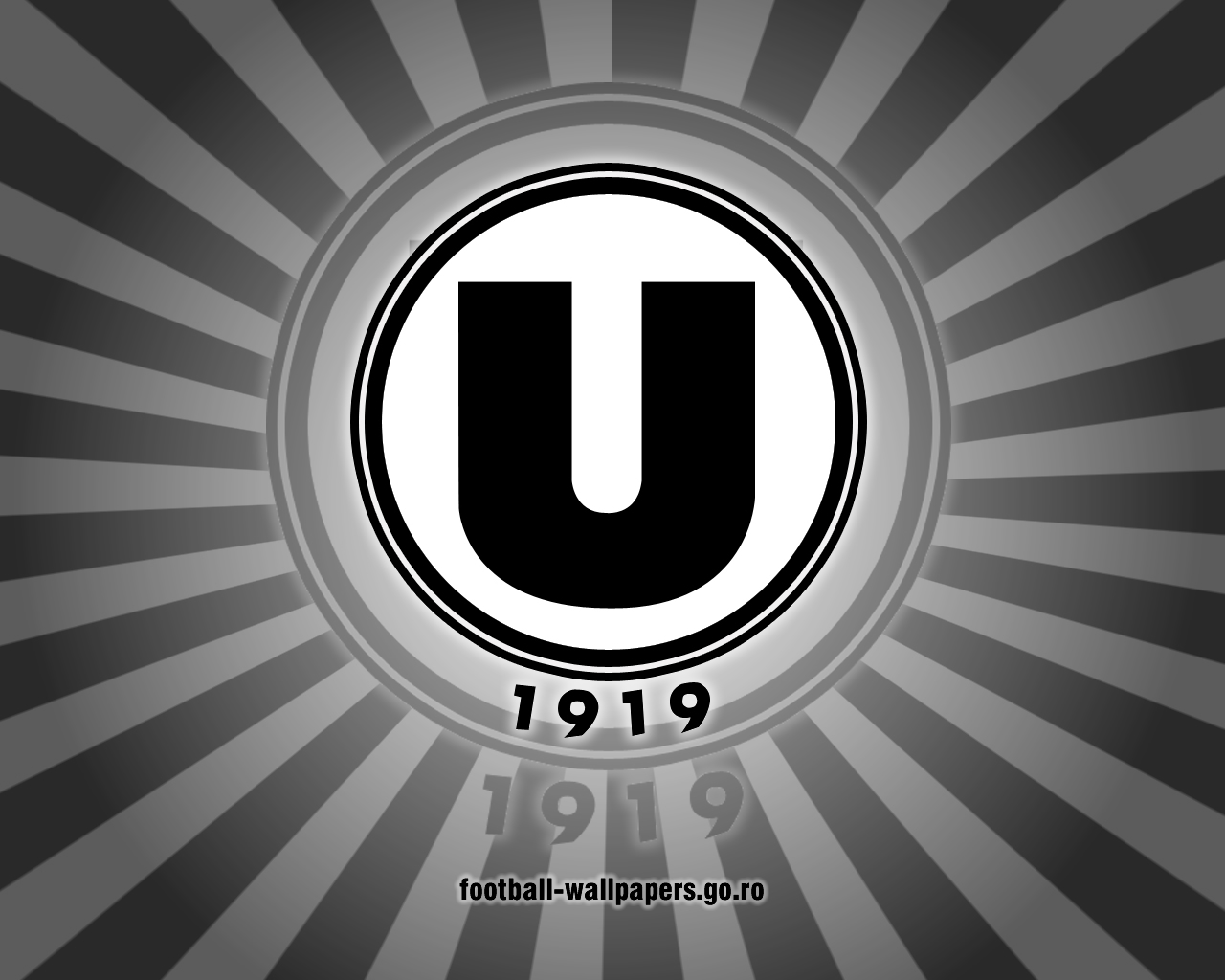 Football wallpapers: Universitatea Cluj wallpaper