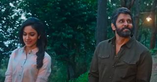 Chiyaan Vikram And Ritu Varma's Chemistry On Display In 'Dhruva Natchathiram' First Song