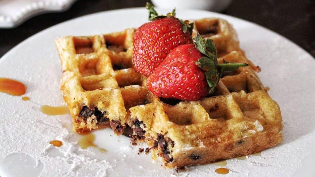 Resep Mudah Waffle Buatan Rumah Sendiri
