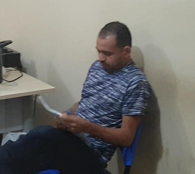 Ex-diretor da Câmara de Vereadores de Santarém é preso