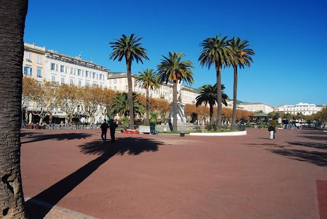 place Saint-Nicolas Bastia