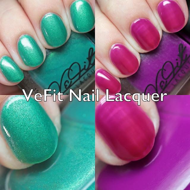 VeFit Nail Lacquer