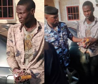 He fake is name Nigerians reacts over Nathaniel Samuel name Winners Chapel Suicide Bomber claims