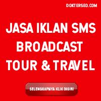 Jasa SMS Blast Agen Tour Travel Batam