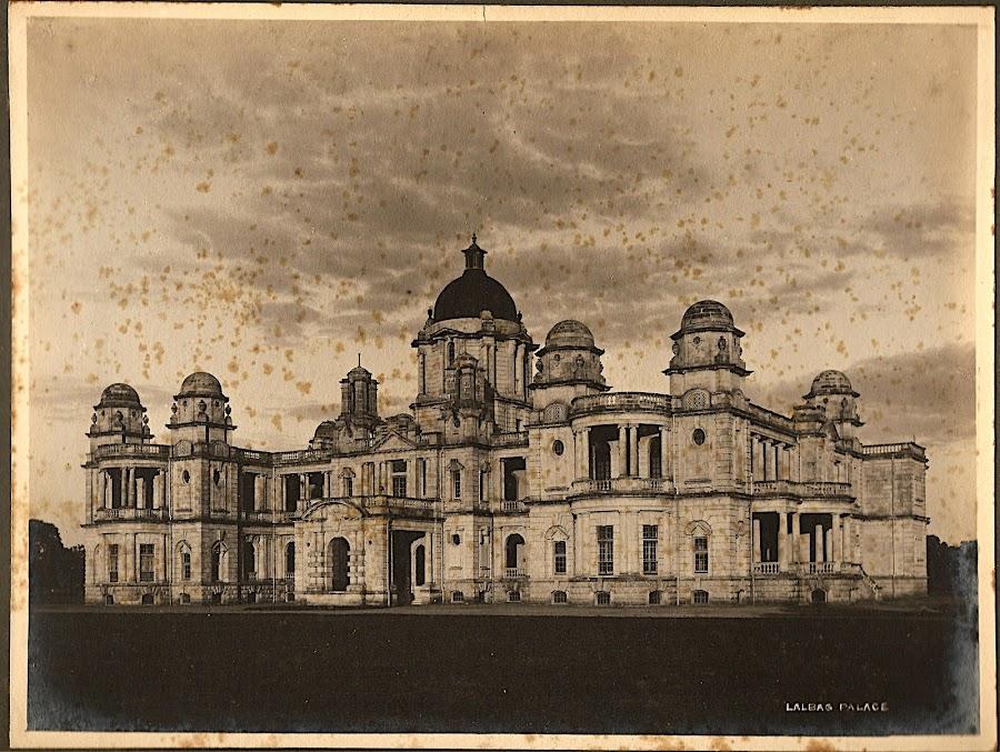 Pratap Vilas Palace (Lalbaug Palace)