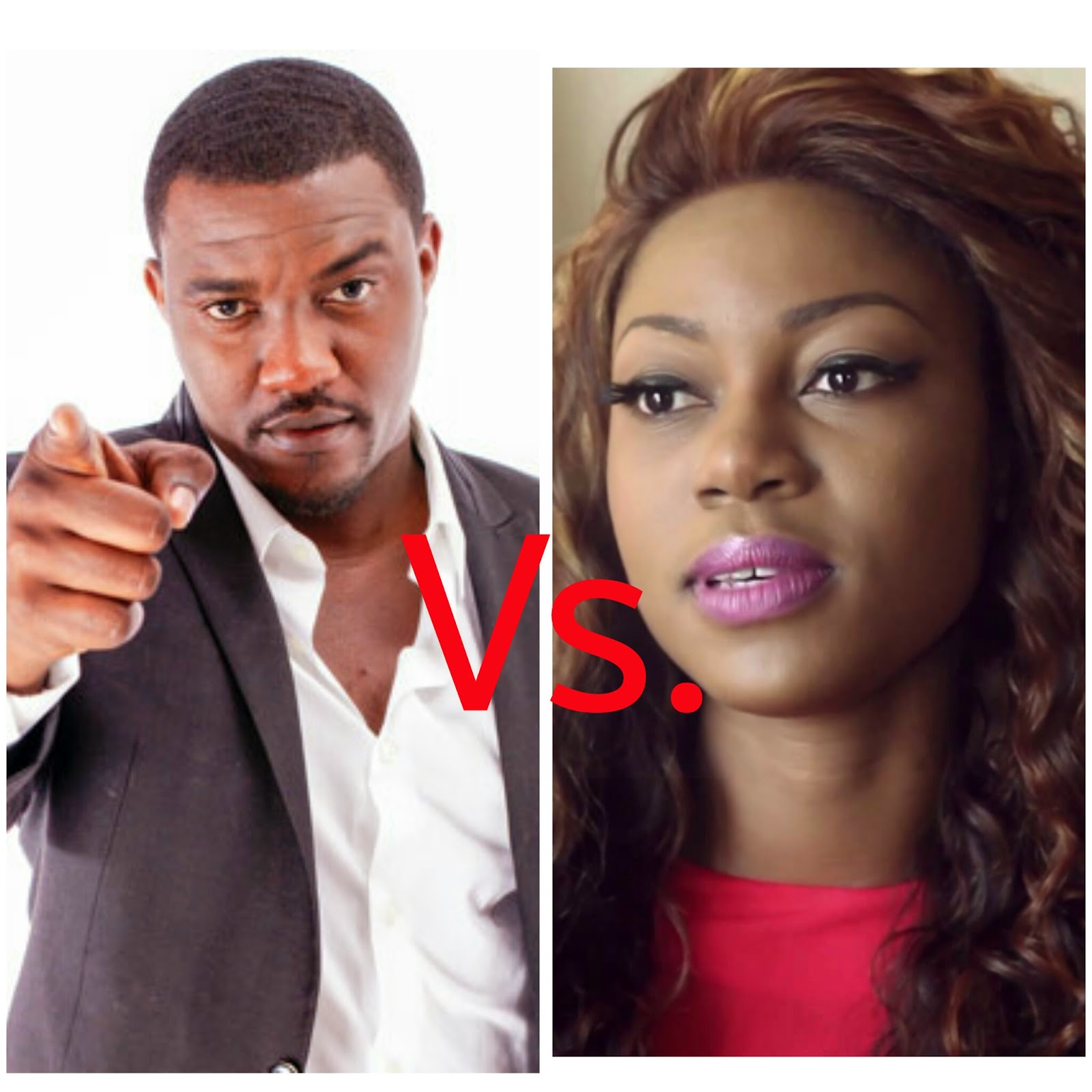 Is john dumelo dating yvonne nelson