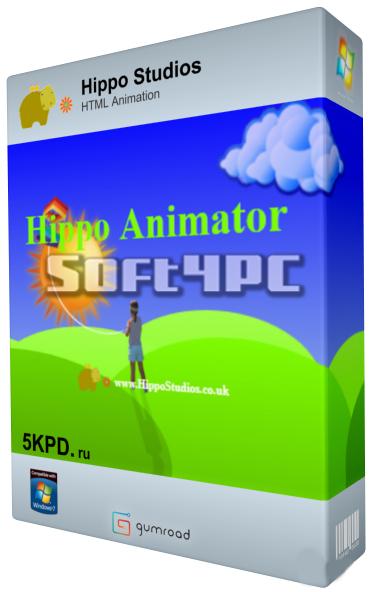 Hippo Animator 4.4.5694 + KeyGen