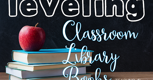 Leveling AR Books - Teaching With Style!