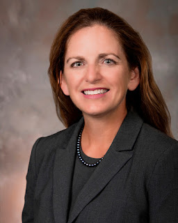 Dr. Jennifer Trautmann (USU Photo by Thomas Balfour)