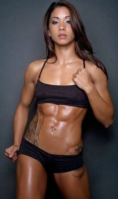 Cristina Ortiz - Bikini Competitor