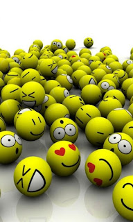 3d smiley face soft ball best wallpapers
