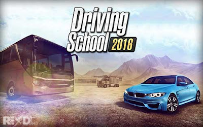 Driving School 2016 Apk Mod Unlocked + Data for Android Offline