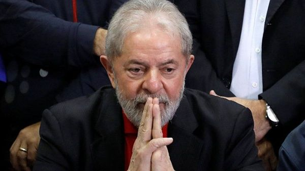 Fiscal general de Brasil se opone a anular la condena del expresidente Lula