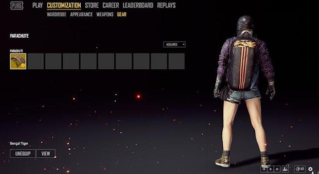 PUBG Update #13: Sửa lỗi một số vũ khí, thêm hòm skin dù, trang phục mới