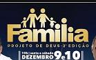 Seminário Família Projeto de Deus