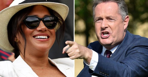 Piers Morgan advises Meghan Markle on how to be a 'Popular Princess'