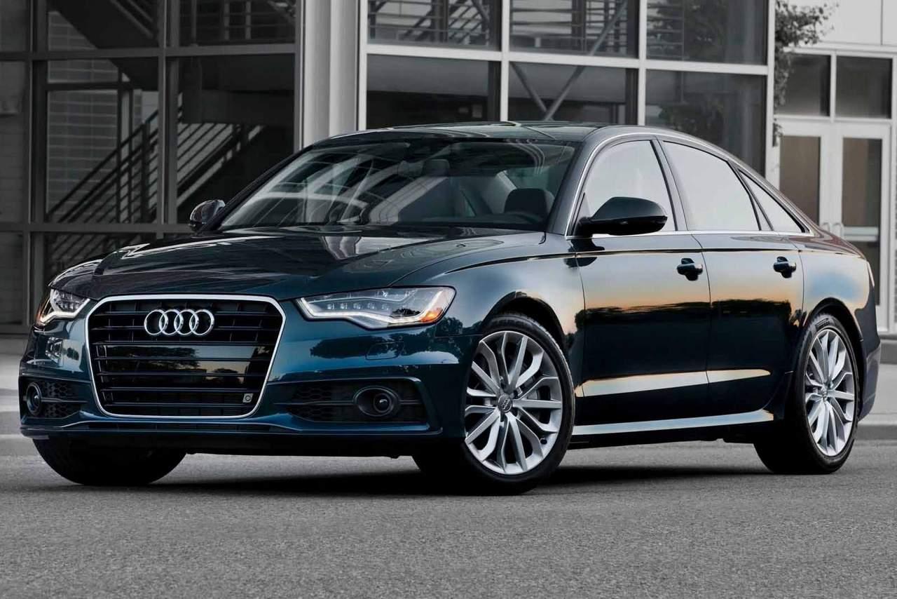 modelos 2012 a 2013 Audi A6 - recall