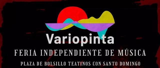 Feria Variopinta: Música en todas sus dimensiones en el centro de Santiago musica chilena música chilena