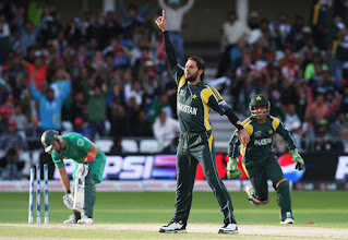 Pakistan vs South Africa 1st Semi-Final ICC World T20 2009 Highlights