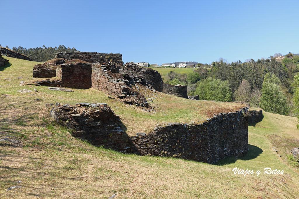 Castro de Coaña, Asturias