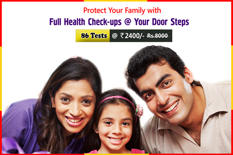 Protect your health through health checkup