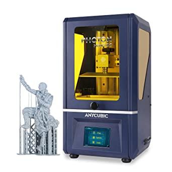 anycubic photon 3d printer photon monozeroslaphoton zerodlpdlp 3duv resin printerline printingfilamentlcdsla 3dreview