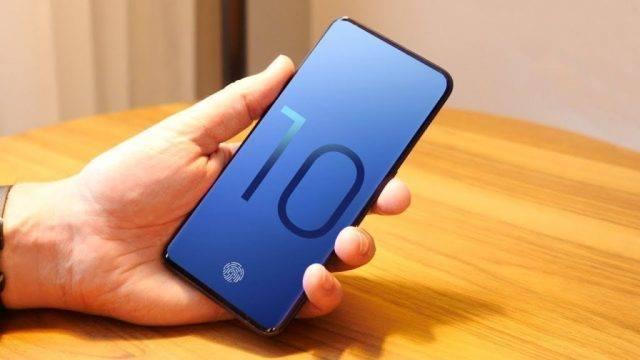 Samsung Galaxy S10 sẽ có phản bản cao nhất với dung lượng 12G Ram
