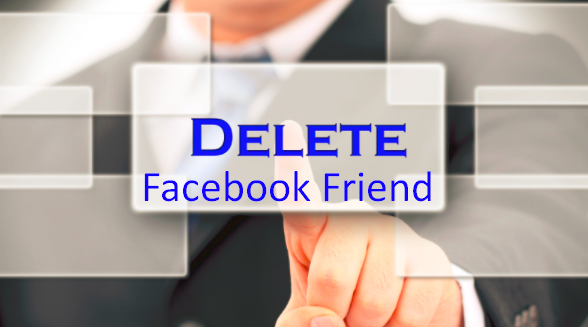 How Remove Facebook Friend