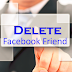 Delete Friends On Facebook