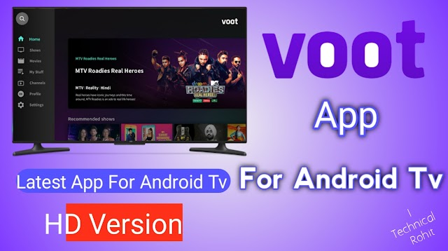 Voot App For Android Tv Mod App HD Version