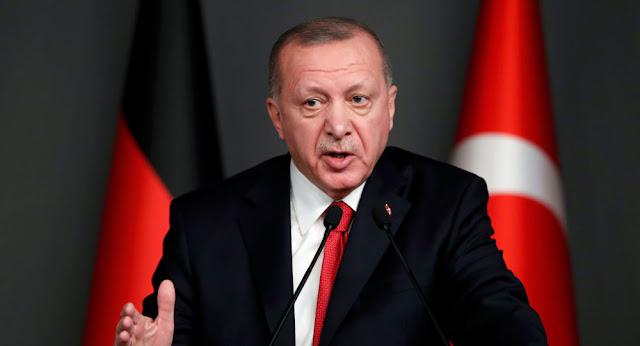 أردوغان: حفتر مرتزق ولا نحاوره