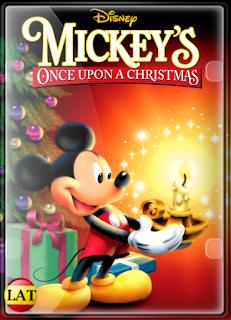 Mickey Celebra la Navidad (1999) DVDRIP LATINO